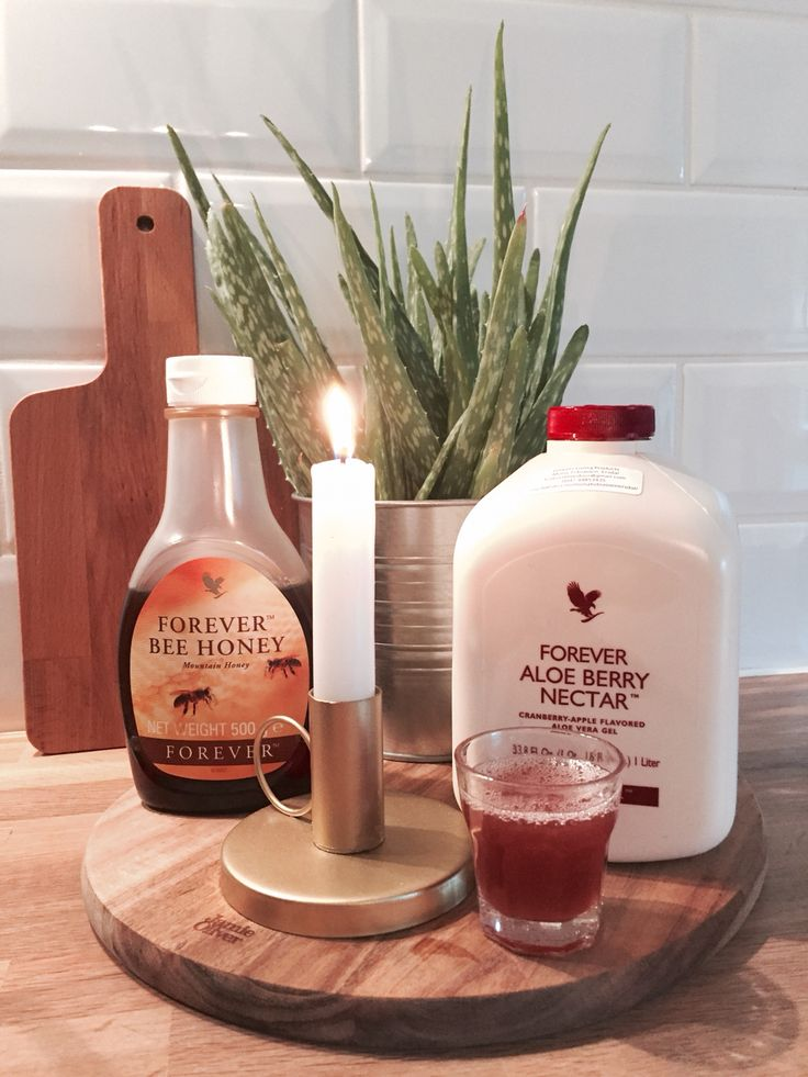Love juice from #foreverliving