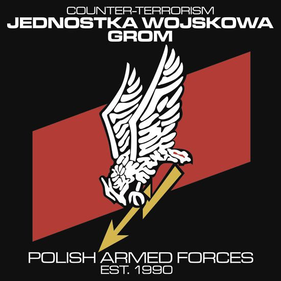 JW GROM POLAND SPECIAL FORCE