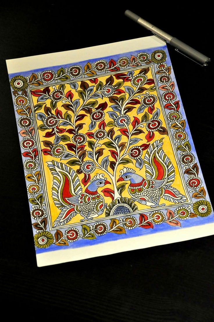 Shinjini's art - exotic madhubani