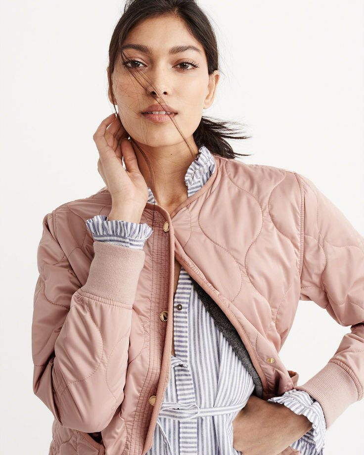 Mujer - Chaquetas | Abercrombie & Fitch