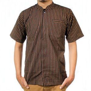 batik coklat hitam - detail Kemeja Lurik Coklat Garis lurik hitam coklat http://batiklurik.com/shop/kemeja-lurik-coklat-garis/ Rp146.000 Phone: 085743033133 Whatsapp: 08997766636 Pin BB: 7D2AB400