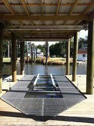 Bildresultat för boat lift for boat house