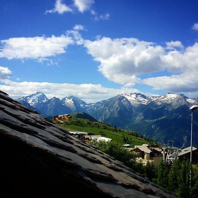 L'Alpe d'Huez ve městě Rhône-Alpes