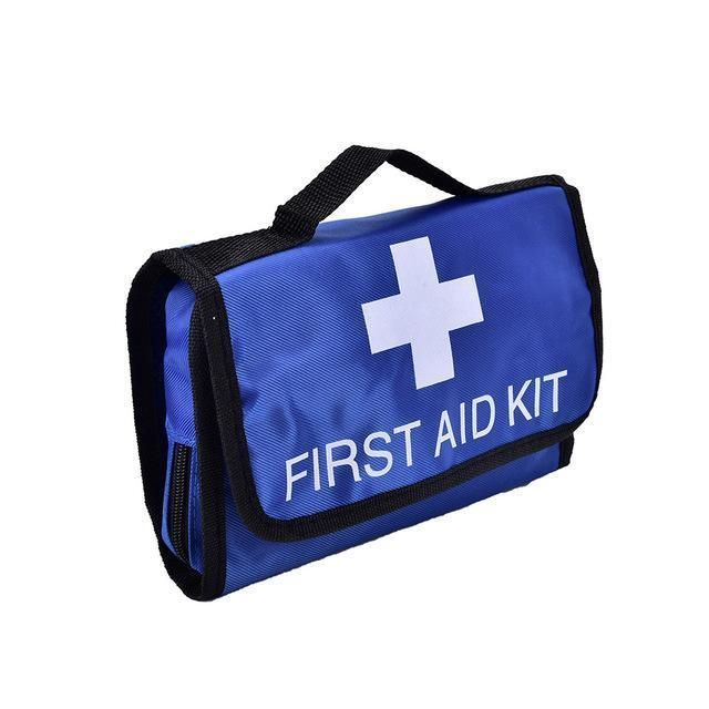 Outdoor Wilderness Survival First Aid Kit Bag #WildernessSurvival #wildernesssurvivalkit