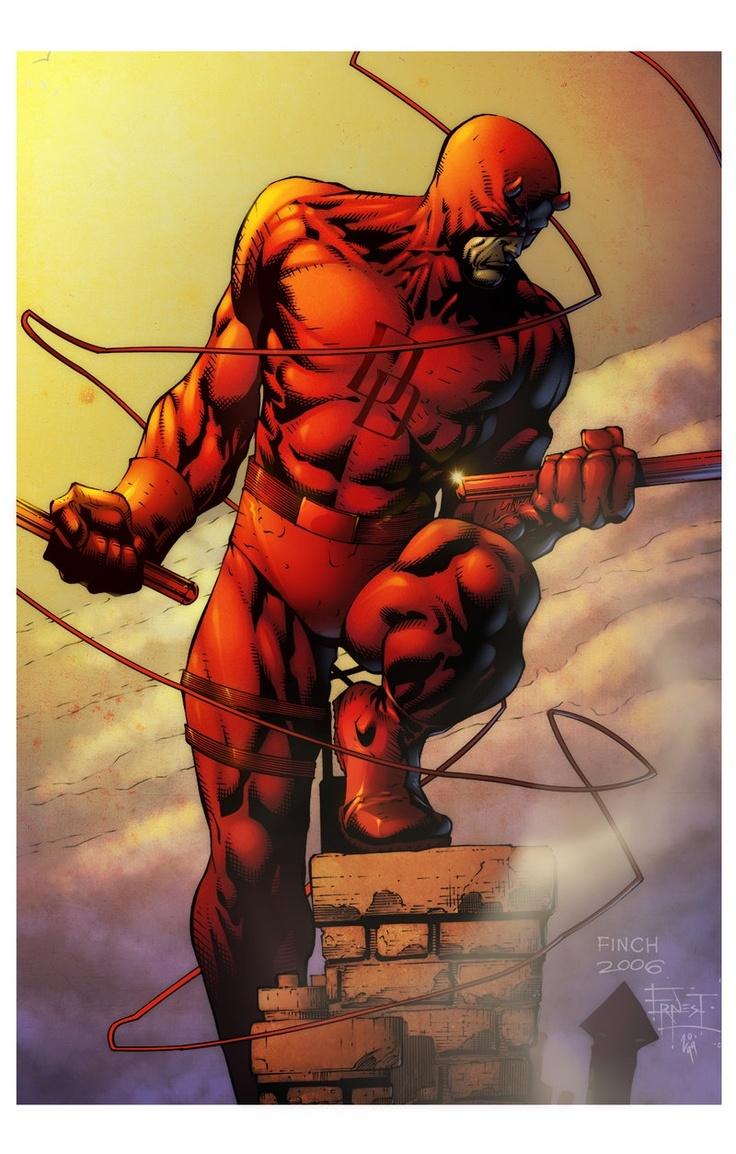 Daredevil by David Finch