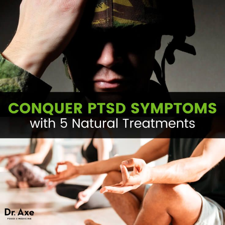 Get Your Life Back: 5 Natural Treatments for PTSD Symptoms