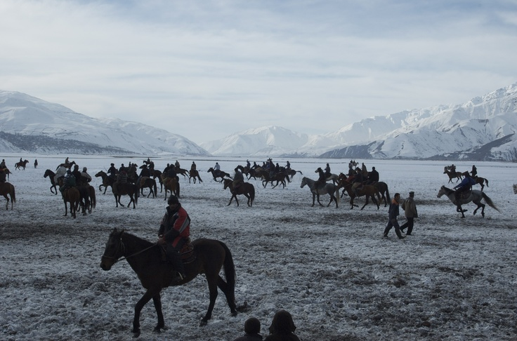Buzkashi!: The rivalries and political intrigues of Tajikistan's polo-like favorite sport open an intriguing window on this former Soviet republic.