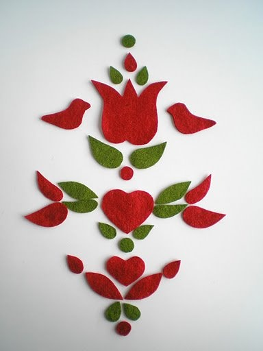 Hungarian pattern