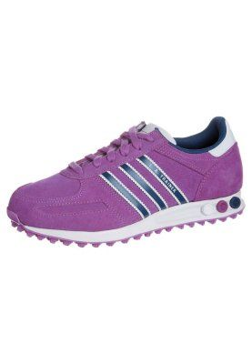 LA TRAINER - Sneakers - lilla