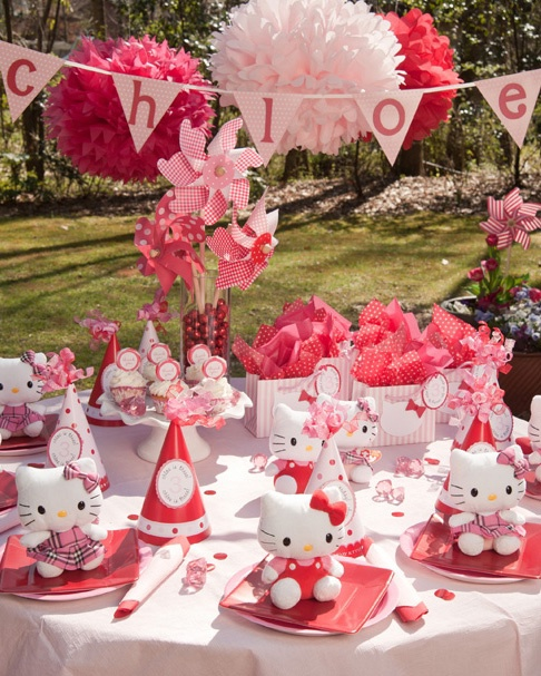 beautiful party decoration
