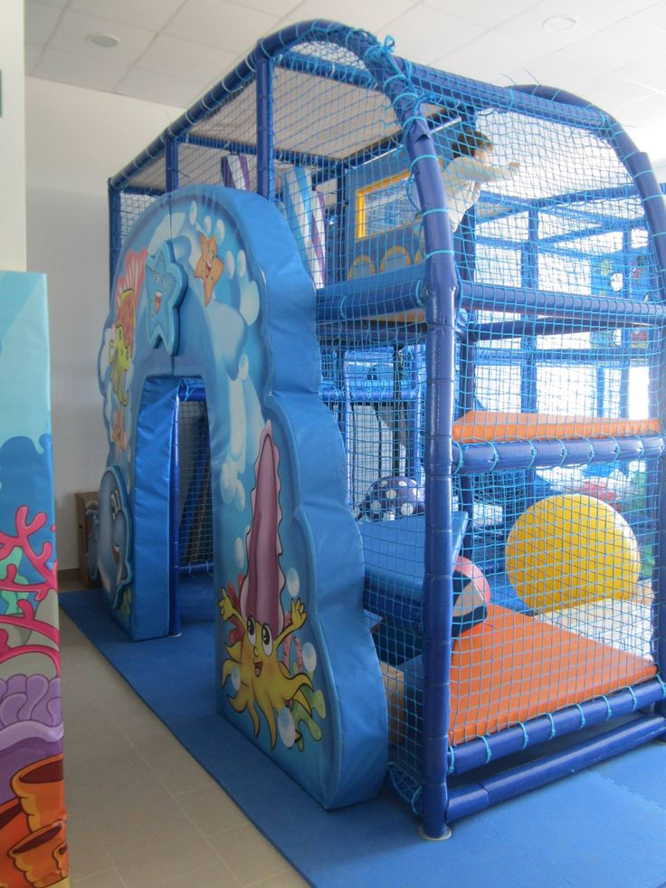 Playground da interno Gioco-teca a Polignano a Mare