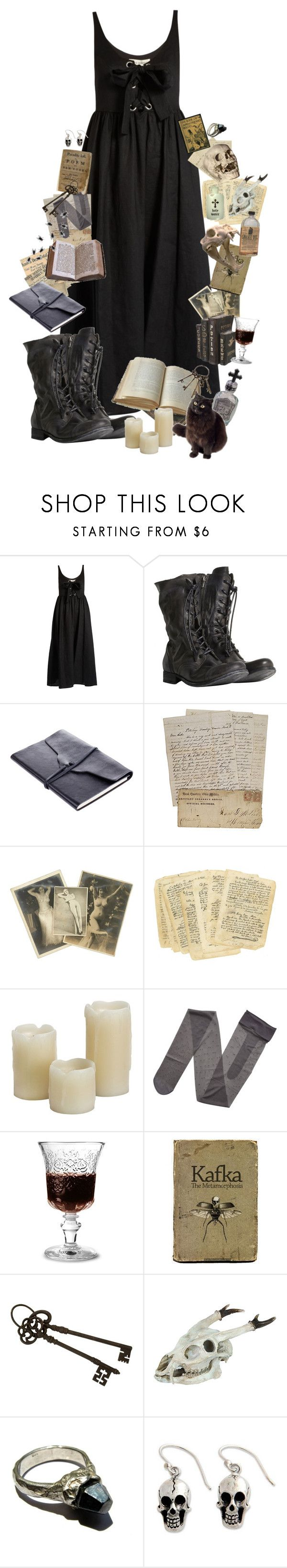 """""""xxx"""" by ziouxsie ❤ liked on Polyvore featuring Mara Hoffman, AllSaints, Inglow, Gerbe, La Rochère, Tokyo Rose, Dot & Bo, Linda Friedrich Jewelry and NOVICA"""