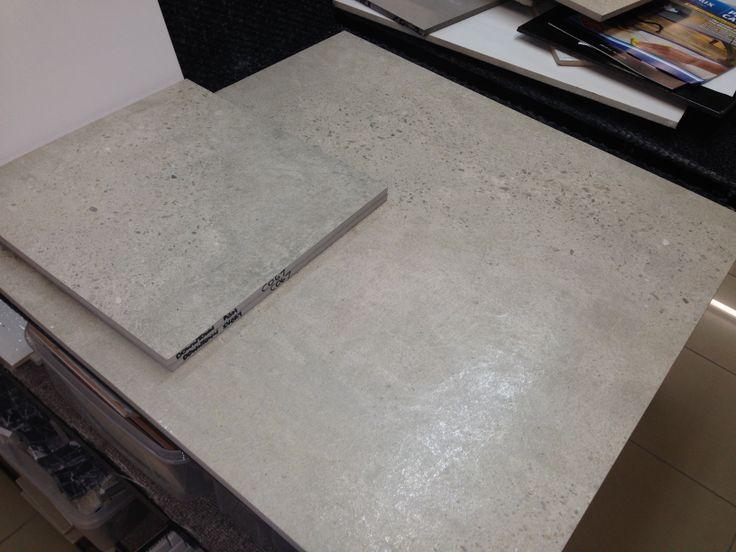 polished concrete look floor tiles