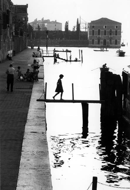 Willy Ronis / Venise