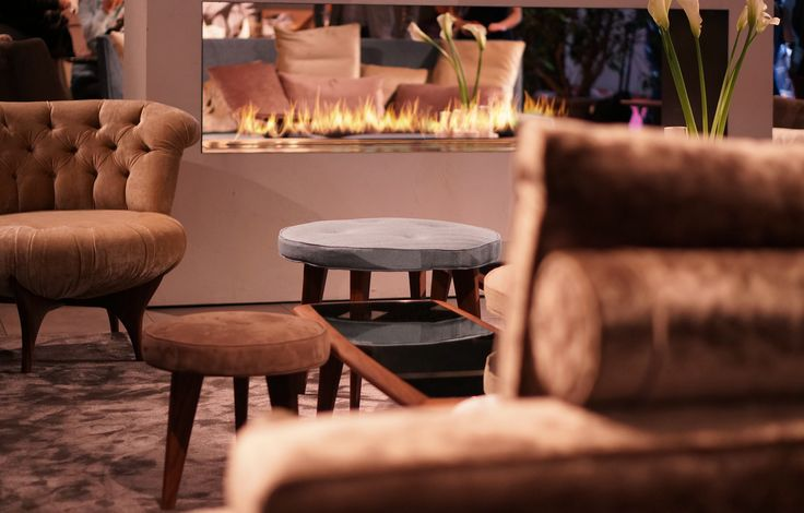 Planika fireplace, Vibieffe, iSaloni 2015  www.planikafires.com, www.facebook.com/planikafire  #mdw15 #milandesignweek #mdw2015 #isaloni #salonedelmobile #isaloni2015 #salone2015 #milano #milanofiera #milandesignweek2015 #rhofiera #fireplace