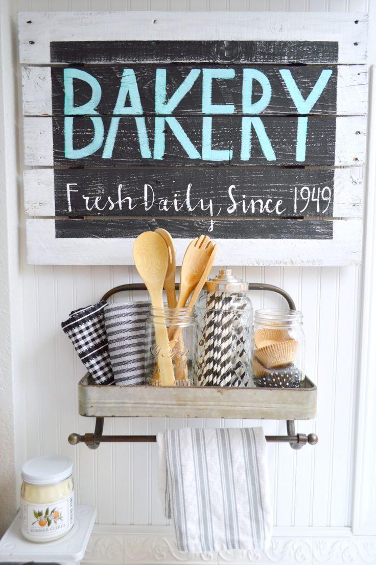 Best 25 Bakery Sign Ideas On Pinterest Pantry Sign