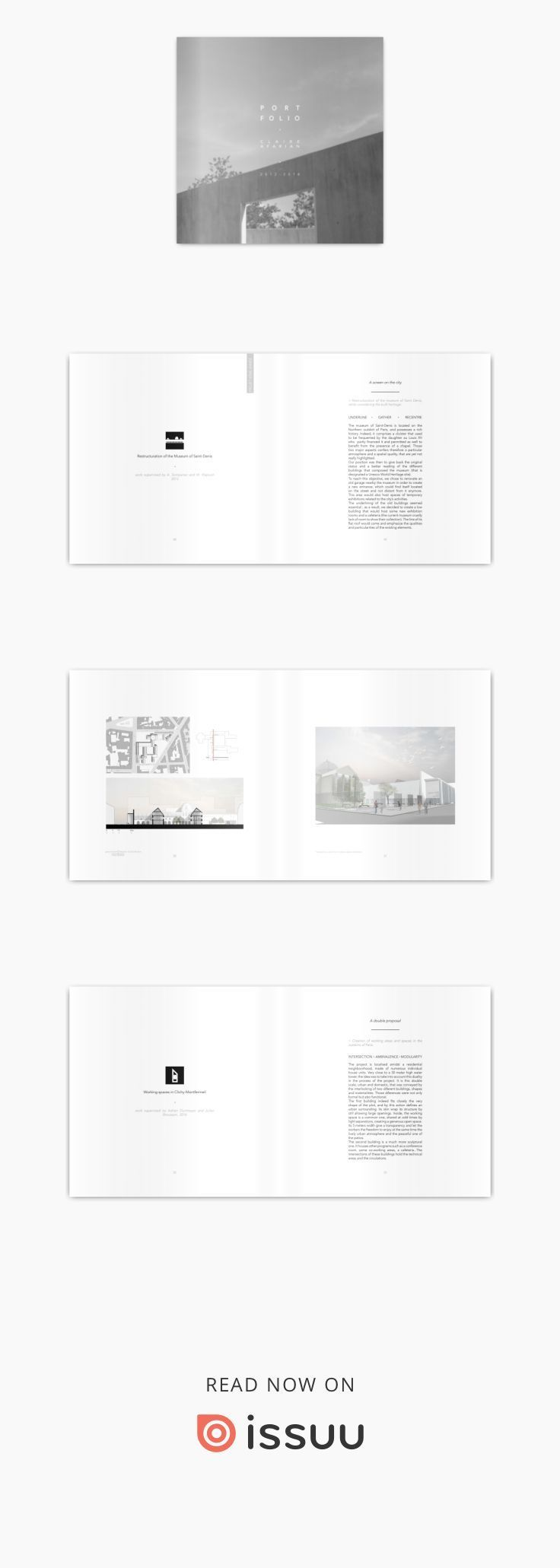 Architektur Portfolio #architectureportfolio #architektur #portfolio
