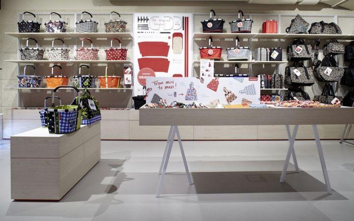 Reisenthel concept store by Zeichen & Wunder, Berlin – Germany