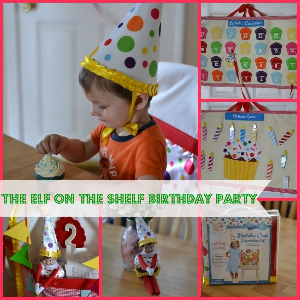 17 Best Images About Elf Birthday Ideas On Pinterest
