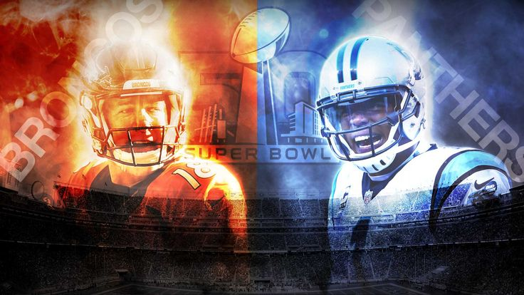 super bowl 50 panthers vs broncos | Super Bowl 50: Denver Broncos vs. Carolina Panthers, date, time, TV ...