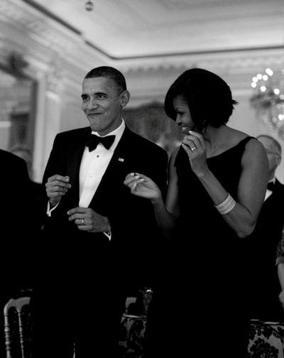 Classic elegance Mr.  Mrs. President http://pateetee.tumblr.com/post/44484558312