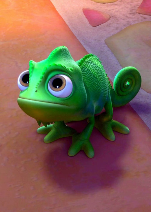 Pascal...my daughter loves him! We laugh so hard at the part where she finds him :)