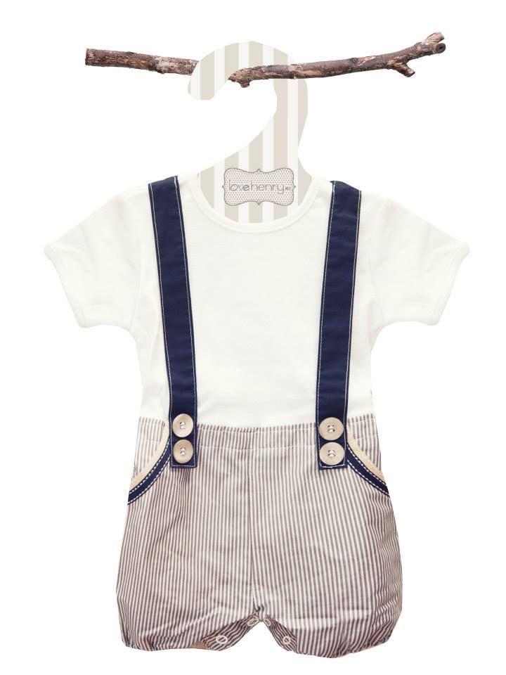 Digby Play Suit