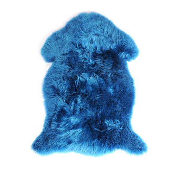 tapis peau de mouton Cocoon pacifique .:serendipity.fr:.