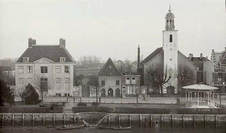 Hellevoetsluis 1950