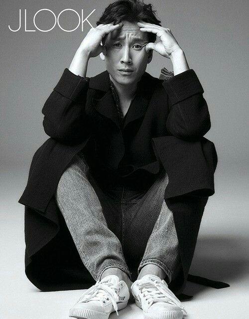 Lee Sun Kyun for JLOOK