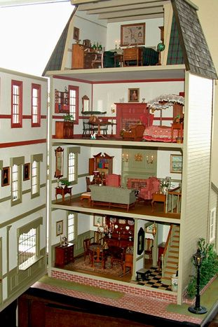Shrink down to a smaller, more Beatrix Potter size with our local Museum of Miniature Houses and Other Collections. Explore and learn, then pop over to the library to check out a variety of related items - Beatrix Potter books or movies, books about paperdolls, historical fiction titles, American Girl titles ... lots of options and lots of fun.