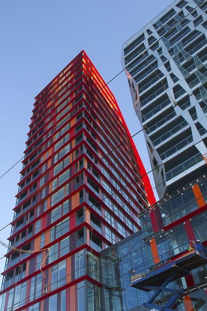 De Calypso, Rotterdam