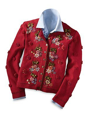 tirol sweater - sweaters - women - Gorsuch