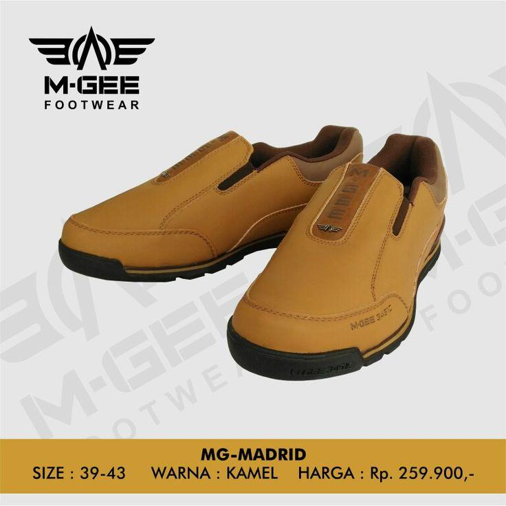 M-GEE Footwear MG-MADRID Camel