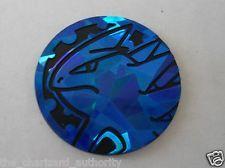 Pokemon TYRANITAR COIN Holo Blue NEW Collectible Rare Item