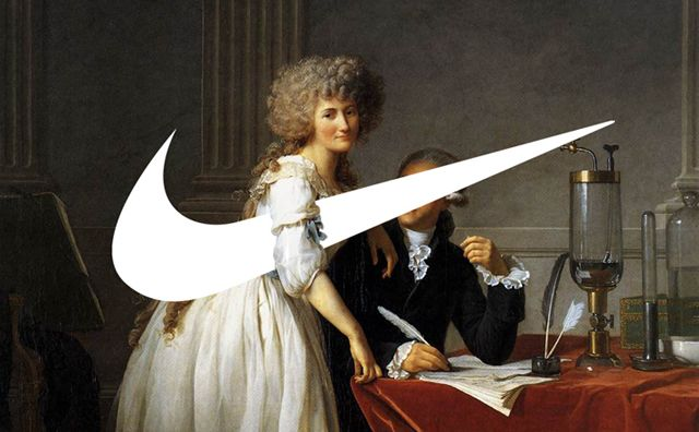 Nike's Swoosh Invades The Elevated Realm Of 18th