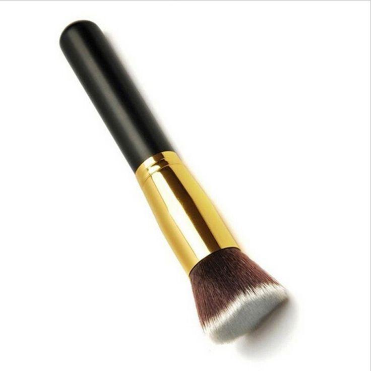 Nuovo Per Il Commercio All'ingrosso Al Minuto delle donne di Cosmetici Pennello per Il Viso Base Polvere Dell'ombra di Occhio di Trucco Strumenti