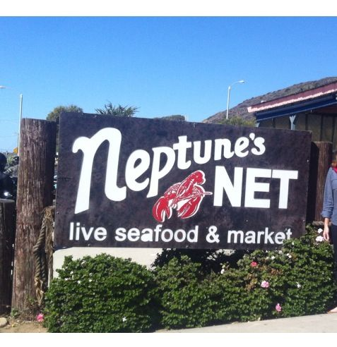 neptune net malibu ca great place to eat with an awesome view of