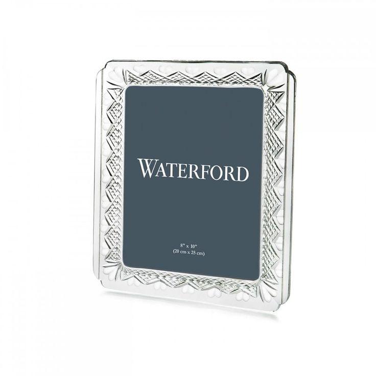Encantador Marco De Imagen De Cristal Waterford Componente - Ideas ...
