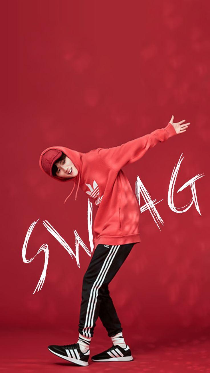 鹿晗 Luhan w/ adidas originals
