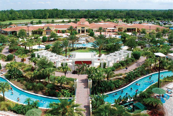 Holiday Inn Club Vacations At Orange Lake River Island