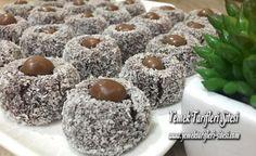Çikolatalı İrmik Topları Tarifi | Yemek Tarifleri Sitesi - Oktay Usta - Harika ve Nefis Yemek Tarifleri