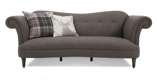 Moray 3 Seater Sofa Moray | DFS