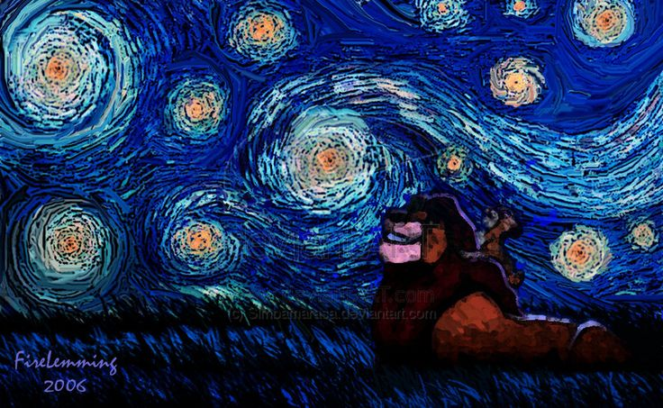 121 Best Images About Van Gogh's Starry Night On Pinterest