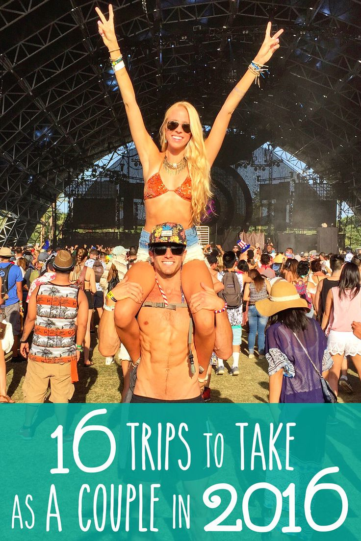 16 Trips to Take as a Couple in 2016