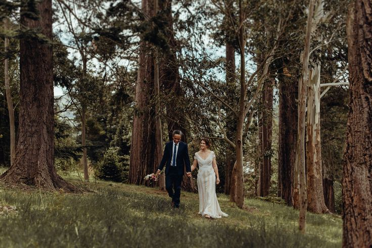 Forest Wedding - Acorn Photography - www.acornphotography.co.nz