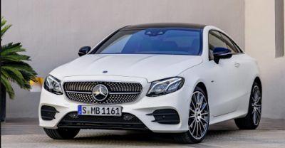 2018 Mercedes-Benz E-class Coupe Exterior