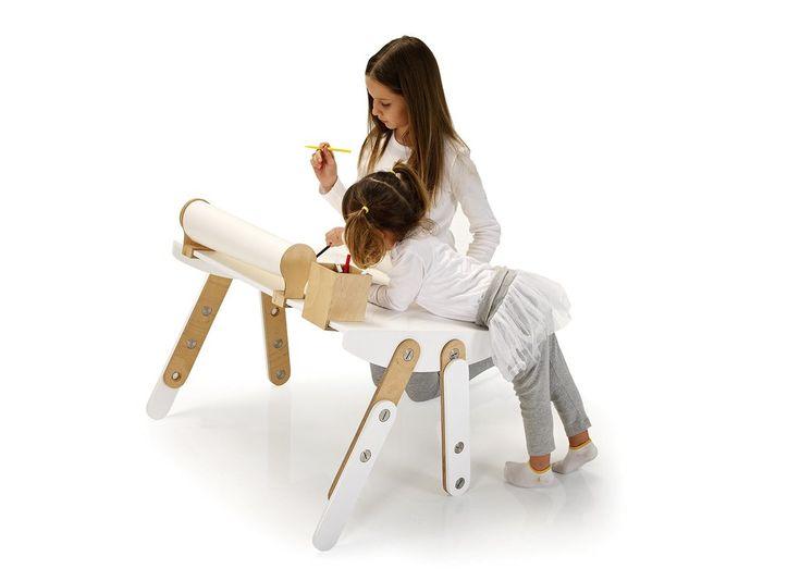 Lil'Gaea | Milky Desk | Çocuk Mobilyası