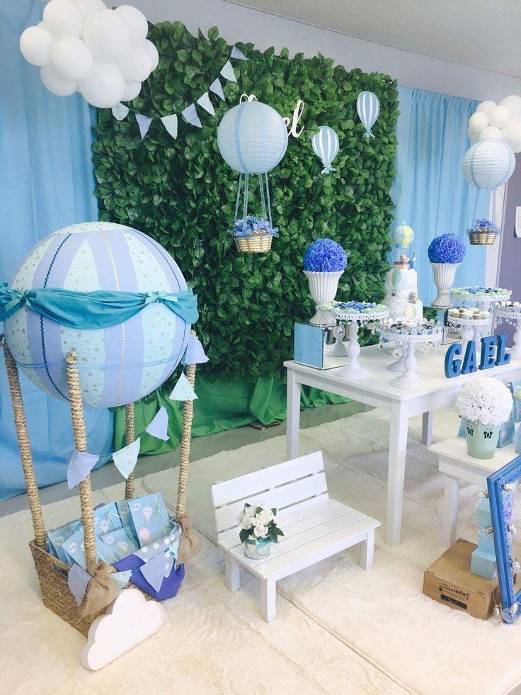 Air Balloon Decoration Decorations Hot Theme Hot Air Balloon Hot