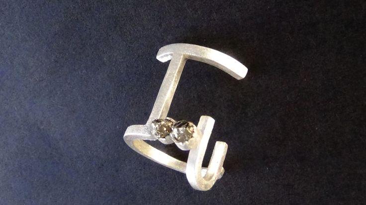 Corina Mardari - Contemporary jewelry for Taboo Exhibition 2014